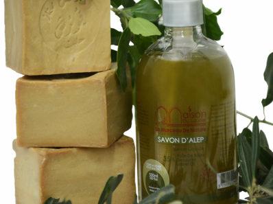 HISTORY OF ALEPPO SOAP